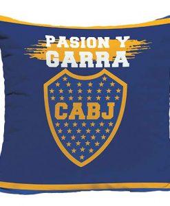 Almohadones Equipos de Futbol - Boca