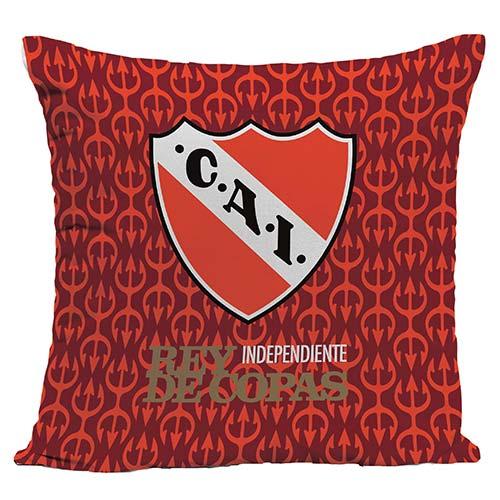 Almohadones Equipos de Futbol - Independiente