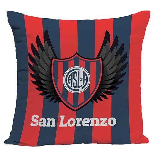 Almohadones Equipos de Futbol - San Lorenzo