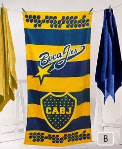 Toallon Playero Boca B