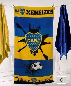 Toallon Playero Boca C