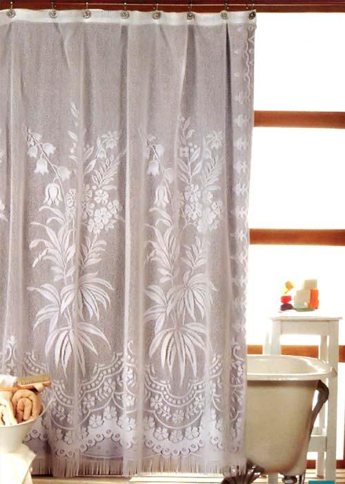Cortinas de ba o caribe calada marca alcoyanac digo al4094 sueniolandia - Comprar tela cortinas ...