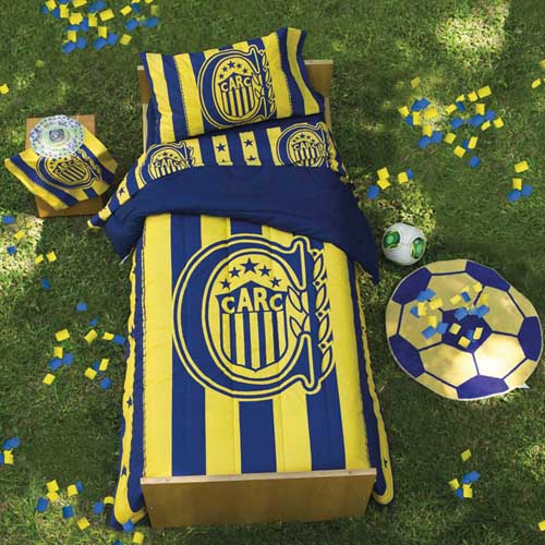 Cover Equipos Futbol Rosario Central