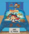 Cubrecama Quilt Reversible Disney – Jake el Pirata