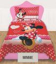Cubrecama Quilt Reversible Disney – Minnie