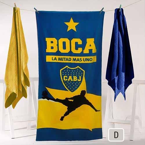 Toallon Playero Boca D