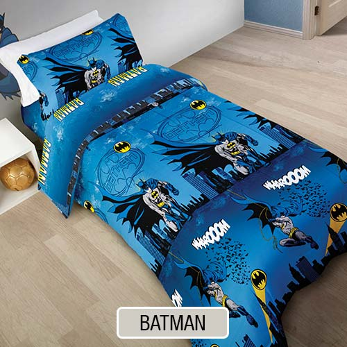 Sabana Infantil Batman