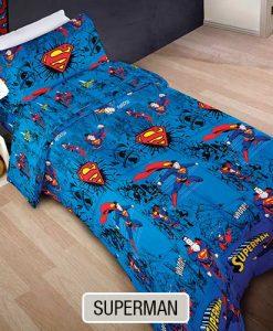 Sabana Infantil Superman