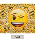 Toallon Piñata Disney – Emoji