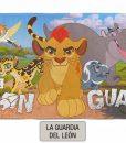 Toallon Piñata Disney – La guardia del leon