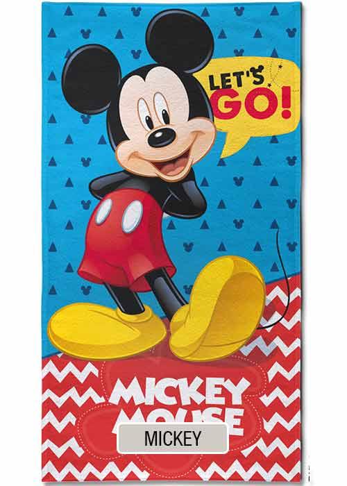 Toallon Piñata Disney - Mickey