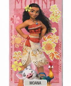 Toallon Piñata Disney - Moana