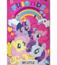 Toallon Piñata Disney – My Little Pony
