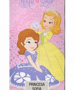 Toallon Piñata Disney - Princesa Sofia