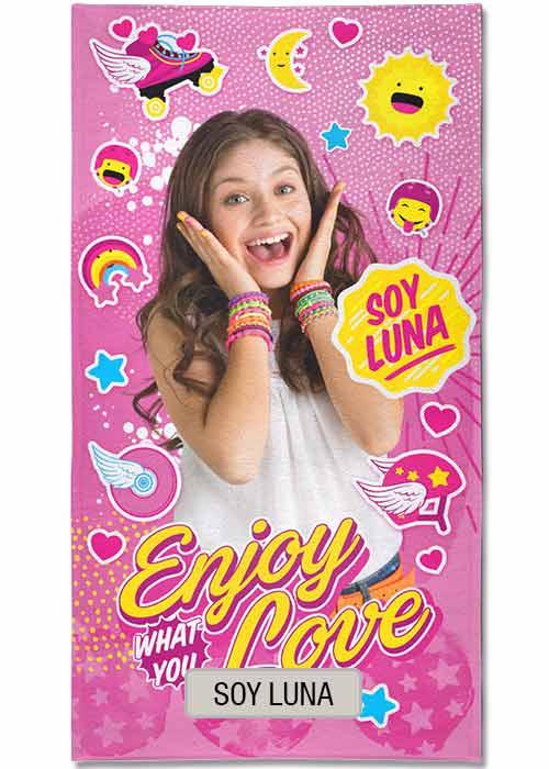 Toallon Piñata Disney - Soy Luna