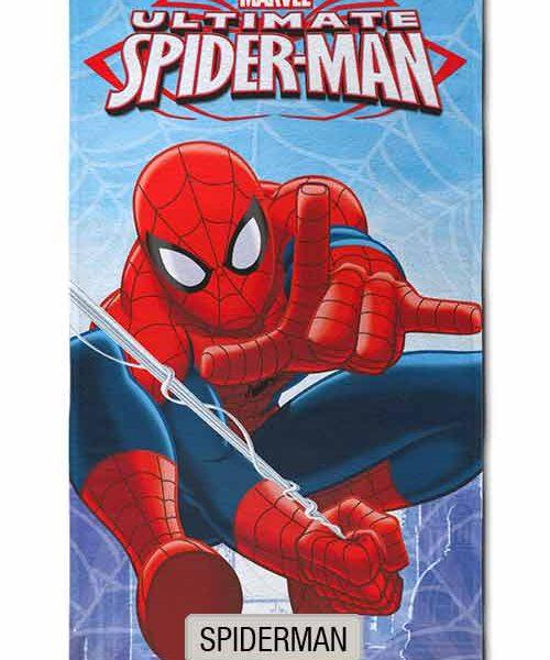 Toallon Piñata Disney - Spiderman
