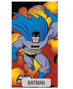 Toallon Tondozado Infantil - Batman