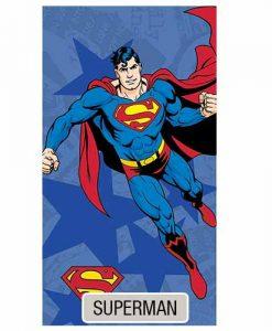 Toallon Tondozado Infantil - Superman