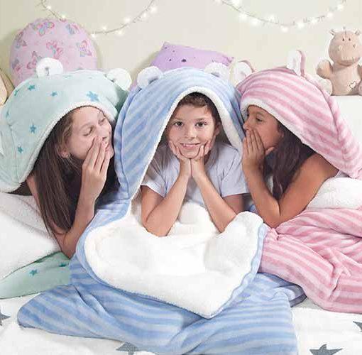 Mantas Bolsa de Dormir Petit de Flannel FSPET1190