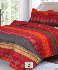 Cover Quilt Microfibra + 2 fundas - VIRIQK - 2